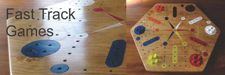 Fast Track Board Games