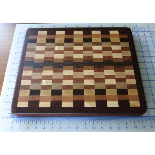 "16""x14"" End Grain Cutting Board #2"