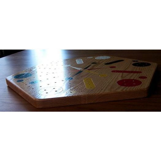 Oak Fast Track / Aggravation  Game Urethane Finish