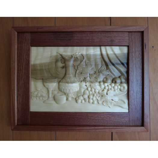 Framed 3d Carving 02