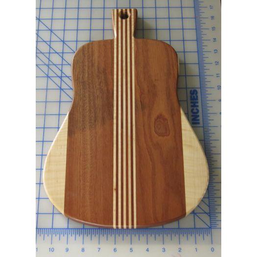 Acoustic Guitar Cutting Board