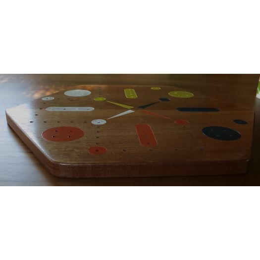 Sepele Wood Fast Track / Aggravation Game Board With Pegs