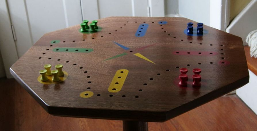 Aggravation Game Table